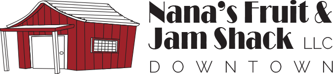 Nana's Fruit and Jam Shack Palisade logo